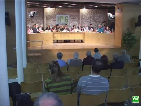 Es ratifica al Plenari que l'escola de música municipal s'ubicarà a Can Fargues