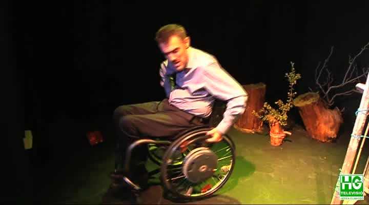 Teatre inclusiu i accessible al Guinardó